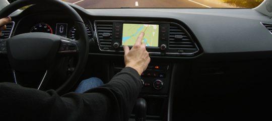 Géolocalisation véhicule entreprise
